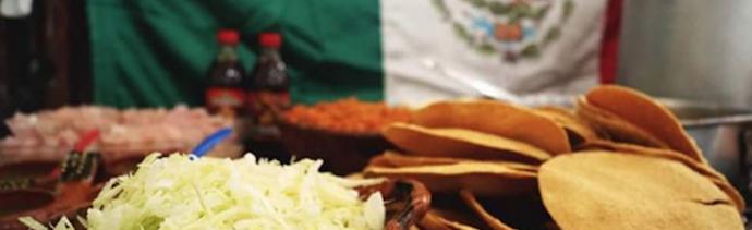 Foto AMLO cambia cena lujosa del 15 de septiembre por convivio con aguas frescas y antojitos 3 septiembre 2019