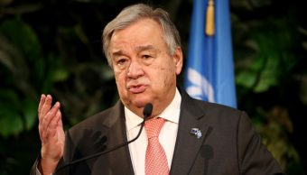ONU pide financiamiento internacional para desastres climáticos