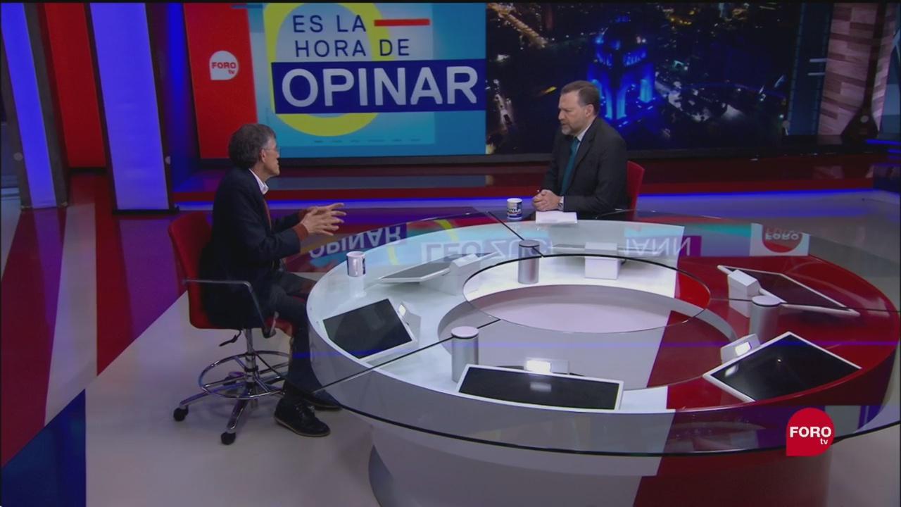Foto: Antonio Lazcano Habla Sobre Sanción Que Impuso Conacyt