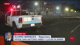 FOTO: Aplican cortes viales desde San Antonio Abad y Lucas Alamán, por desfile del 16 de septiembre, 16 septiembre 2019
