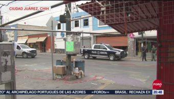 Foto: Asesinan 19 Personas Fin Semana Ciudad Juárez 30 Septiembre 2019