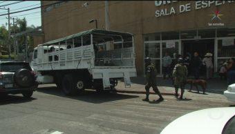 Foto: Asesinan Cinco Hombres Terminal Autobuses Cuernavaca 2 Septiembre 2019