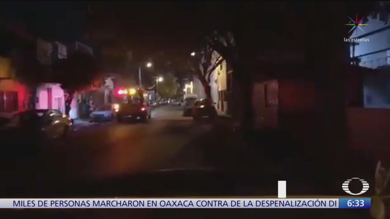 Ataque contra la fiscalía de Guanajuato