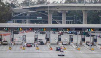 Imagen: En el tramo carretero Cuernavaca-Acapulco era de 452 pesos y aumentó a 466, lo que implica, 14 pesos más, o el 3.2 por ciento, el 13 de septiembre de 2019 (Armando Monroy /Cuartoscuro.com)