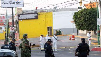 Balacera en terminal de autobuses de Cuernavaca