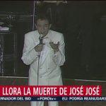 FOTO: Belllas Artes y Secretaría de Cultura hablan de posible homenaje a José José, 28 septiembre 2019