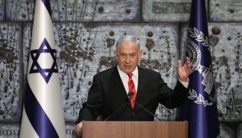 Foto: Benjamin Netanyahu, 25 de septiembre de 2019, Israel