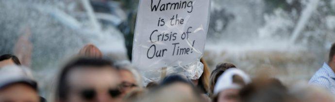 FOTO Cambio Climático: Compromiso por emisiones cero de carbono para 2050 (AP)