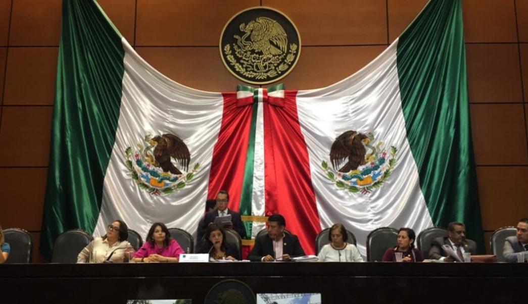 Foto: La Comisión de Educación aprobó el dictamen con 22 votos a favor, 19 de septiembre de 2019, (Twitter @Mx_Diputados)