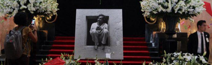 Foto Bellas Artes abrió sus puertas a Francisco Toledo, 6 de septiembre de 2019 (Cuartoscuro)