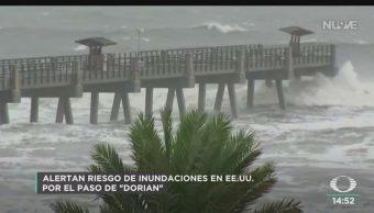 FOTO: Carolina Norte Alerta Por Fuerza Huracán Dorian