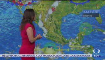 Primer frente frío provocará lluvias en 31 regiones de México