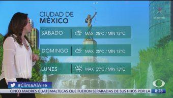 Clima Al Aire: Lluvias para el Pacífico mexicano por 'Lorena'
