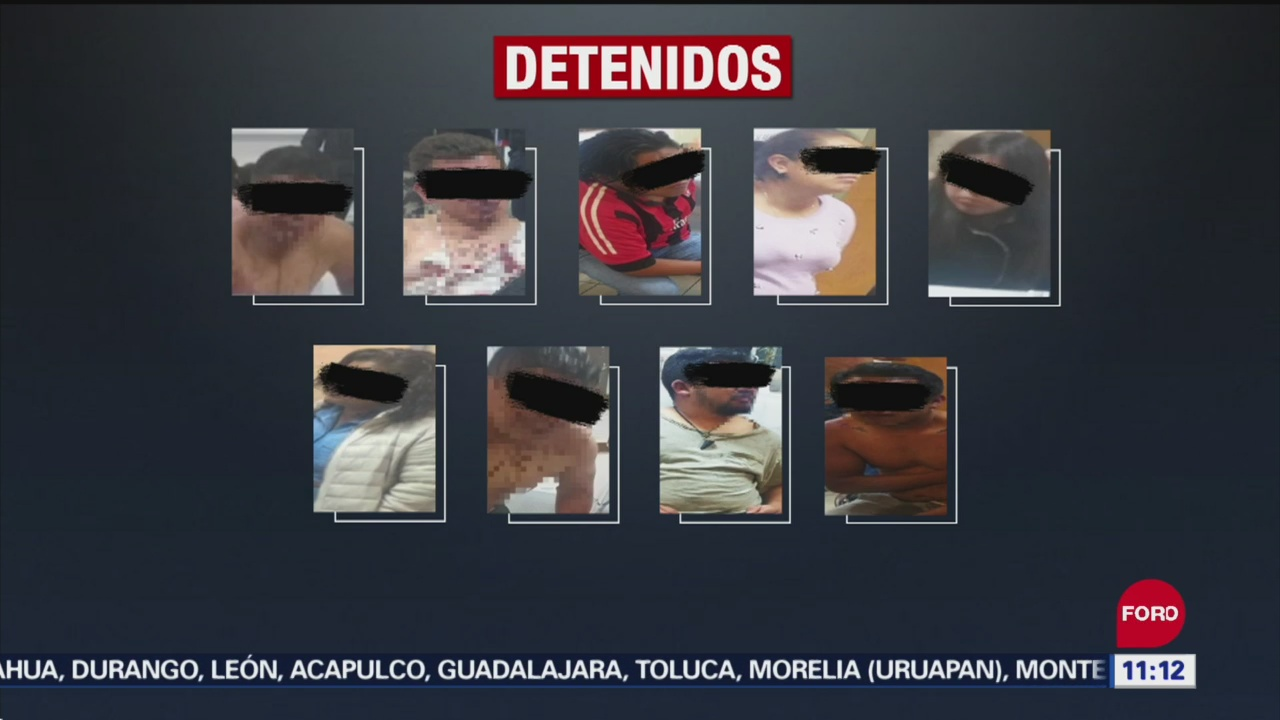 FOTO: Dan prisión preventiva a agresores de policías en alcoholímetro, 28 septiembre 2019