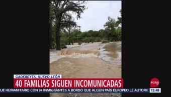 FOTO: Decenas Personas Aún Incomunicadas Por Paso Fernand