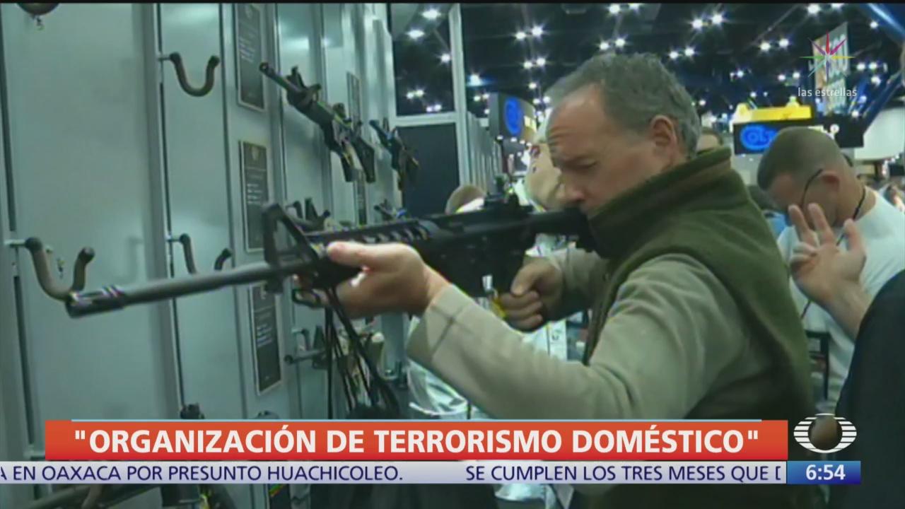 Declaran a la Asociación Nacional del Rifle como organización terrorista