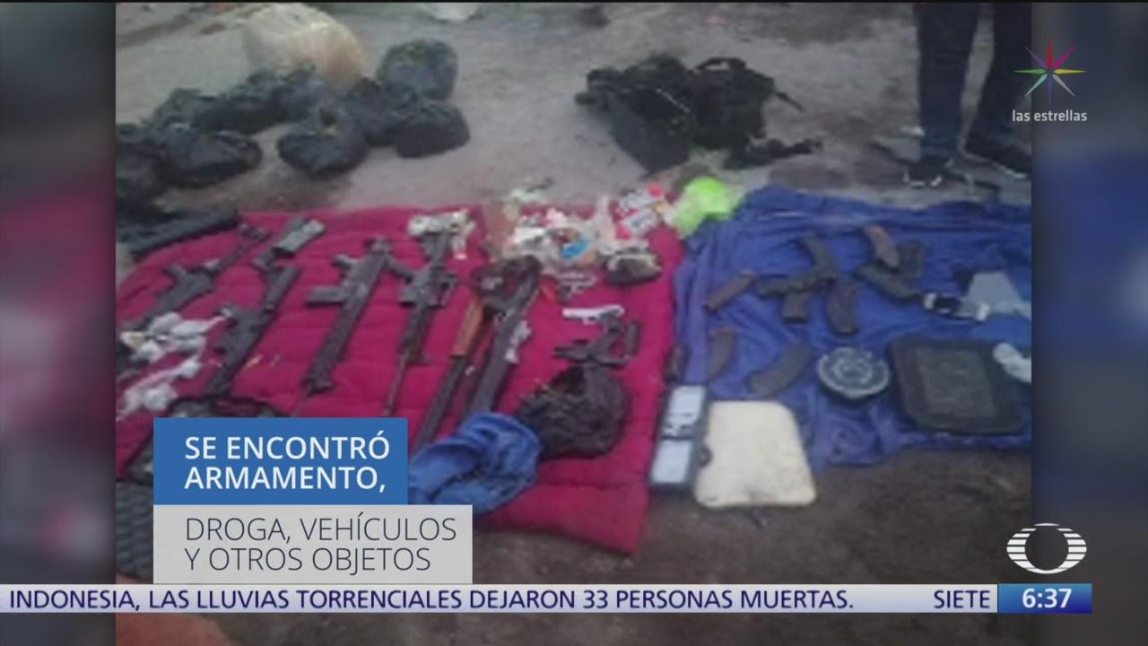 Desarticulan banda ligada a desaparición de personas en Colima