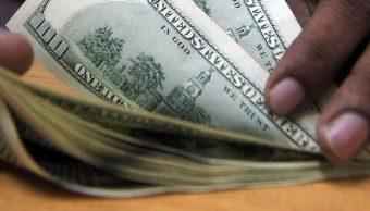 FOTO Dólar se vende en 19.15 pesos, tras leve depreciación (AP, archivo)