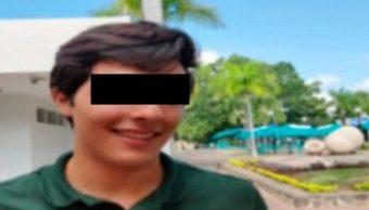 Foto: Medina García fue visto por última ocasión alrededor de las 11:30 horas de ayer, 26 de septiembre de 2019 (Alerta Amber)