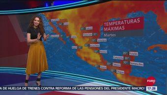 Foto: El Clima Mayte Carranco 24 Septiembre 2019 24 Septiembre 2019