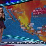 FOTO: Clima Con Mayte Carranco 5 Septiembre 2019