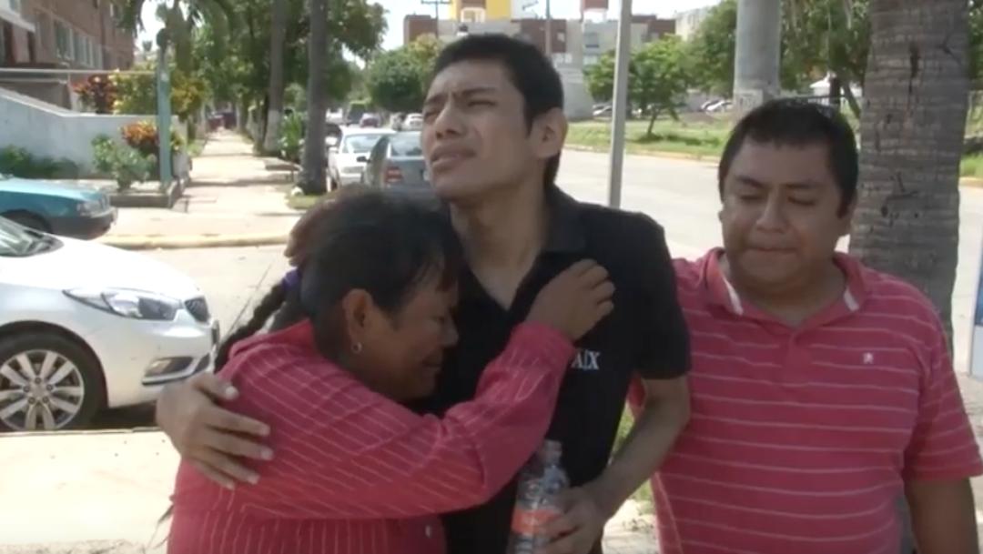 Foto luego de 11 años, madre encuentra a su hijo desaparecido 6 septiembre 2019