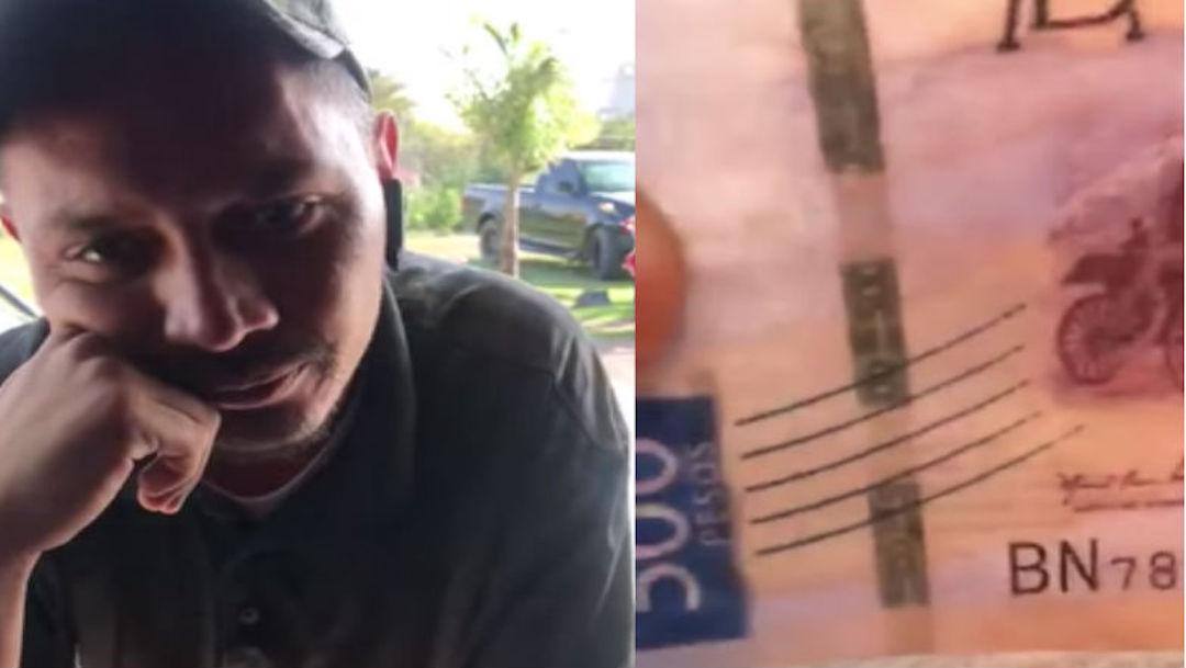 Foto Falsificador de billetes amenaza a comerciante por haberlo descubierto 11 septiembre 2019