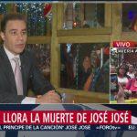 FOTO: Fans interpretan canciones de José José, 28 septiembre 2019
