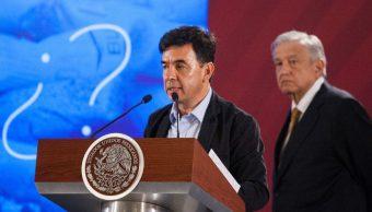 Foto: Jesús Ramírez, vocero del presidente de México, Andrés Manuel López Obrador. Cuartoscuro