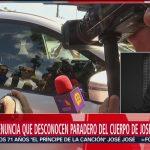 FOTO: Funeraria no tiene información sobre el cuerpo de José José, 29 septiembre 2019