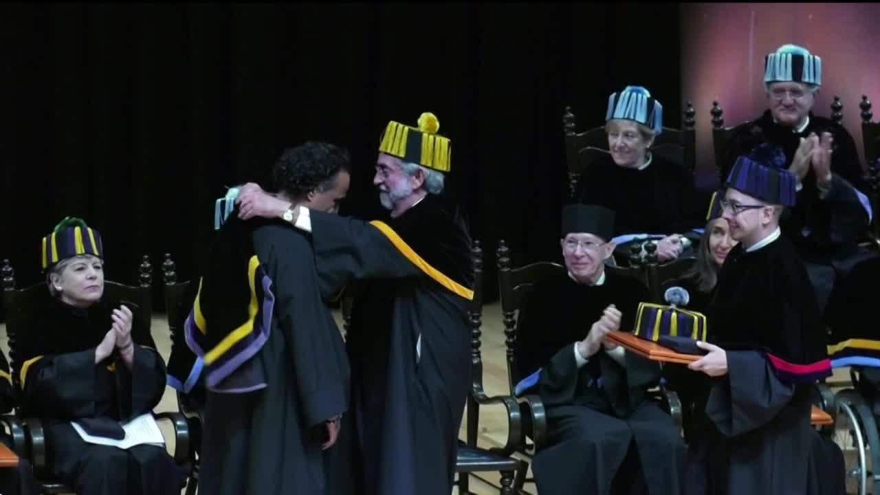 FOTO: González Iñárritu Recibe Honoris Causa UNAM