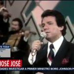 FOTO: Grandes éxitos de José José, 28 septiembre 2019