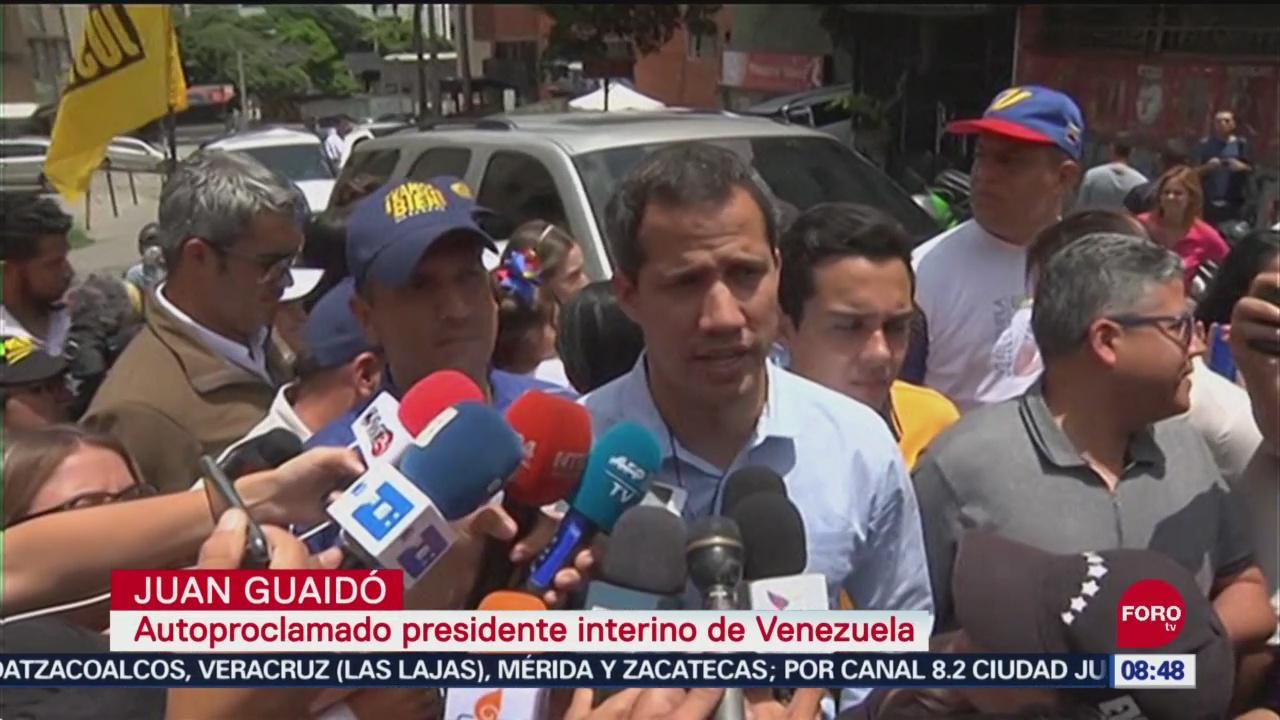 FOTO: Guadió rechaza tener vínculos con grupos armados en Venezuela, 15 Septiembre 2019