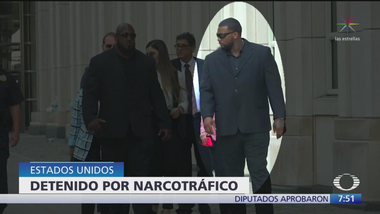 Guardaespaldas de Emma Coronel, acusado de narcotráfico
