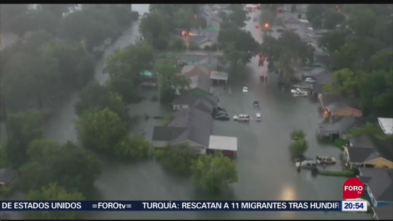 Foto: Imelda Provoca Inundaciones Houston Texas Estados Unidos 20 Septiembre 2019