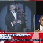 FOTO:José José fue alguien muy querido para todo: Paquita la del Barrio, 28 septiembre 2019