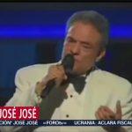 FOTO: José José seré recordado por su timbre de su voz, 28 septiembre 2019