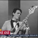 FOTO: José José tocó jazz y bossa nova, 28 septiembre 2019