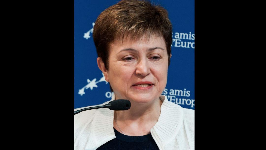 Foto Kristalina Georgieva 25 Septiembre 2019