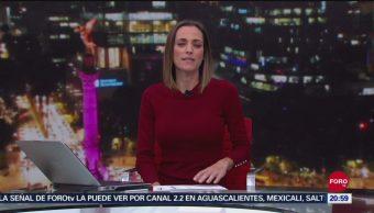 Foto: Las Noticias Ana Francisca Vega Programa Completo Forotv 27 Septiembre 2019