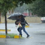 Foto: Se prevén lluvias en el territorio nacional, 7 septiembre 2019
