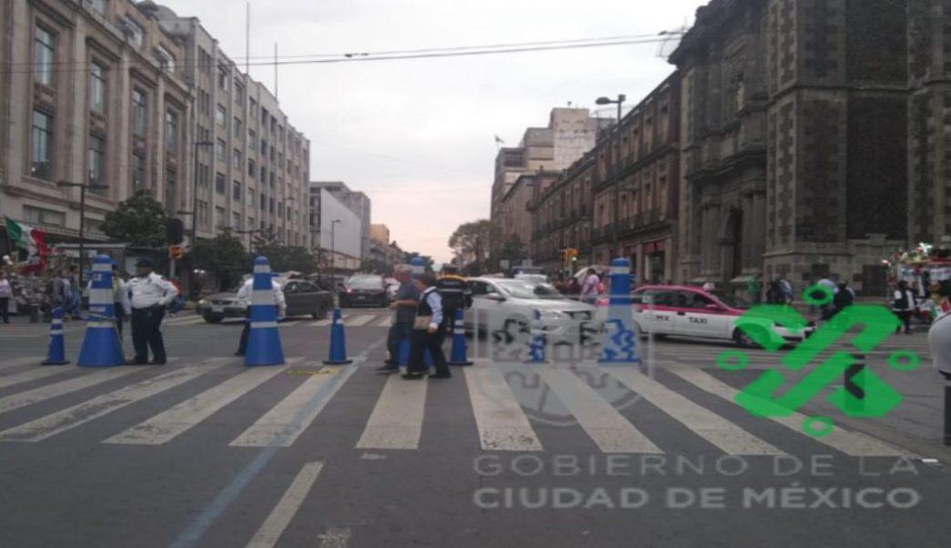 Foto Manifestaciones afectarán tránsito el 10 de septiembre 2019