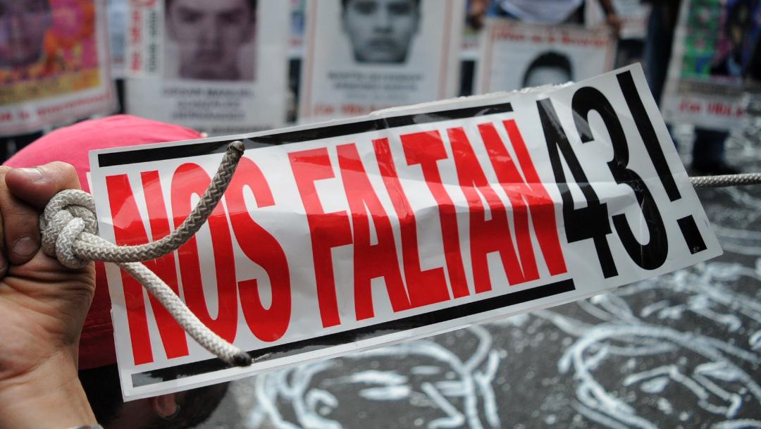 Ayotzinapa: El caso de los 43 estudiantes desaparecidos