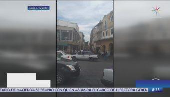 Matan a 2 personas en plaza comercial de Cuernavaca