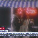 FOTO: Mayer solicitará a Cámara de Diputados homenaje en el Pleno para José José, 29 septiembre 2019