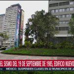 FOTO: Memorias Sismo 1985 Tlatelolco