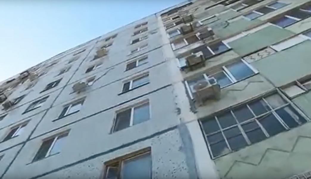 Foto Niño Se Tira Edificio Septiembre 2019
