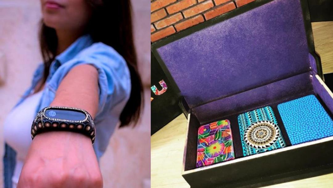 Foto:nuevo invento oaxaqueño relojes inteligentes cargadores solares