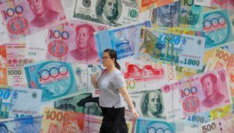 FOTO OCDE: Economía mundial decrecerá en 2019 y 2020 (AP)
