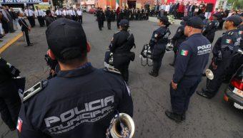 Policía de Nezahualcóyotl entre las 10 mejores del país